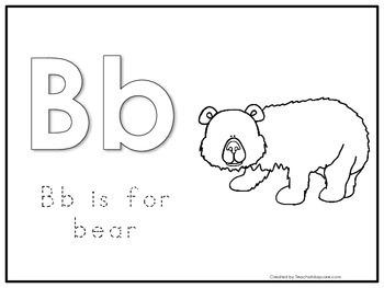 26 Alphabet Color and Trace Worksheets. Preschool-Kindergarten. Tracing.