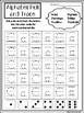 26 Alphabet Roll and Trace Printable Worksheets. Preschool-Kindergarten Phonics.