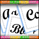 26 Cursive Letters of the Alphabet for Classroom Signage!
