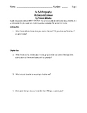 26 Fairmont Avenue Questions - READING