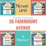 26 Fairmount Avenue Novel Unit
