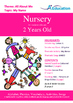 26-IN-1 BUNDLE - 26 Lessons - A to Z (Bundle 1) - Nursery (2 years old)