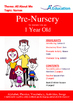 26-IN-1 BUNDLE - 26 Lessons - A to Z (Bundle 4) - Pre-Nursery (1 year old)