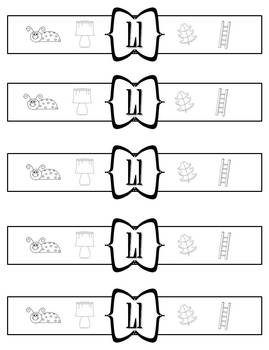 26 Letter Sounds Bracelets