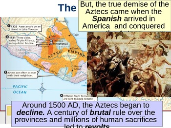 UNIT 5 LESSON 1. Pre-Columbian American Empires POWERPOINT
