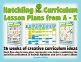 Alphabet Lesson Plans (use with Animal Alphabet + Let's Le