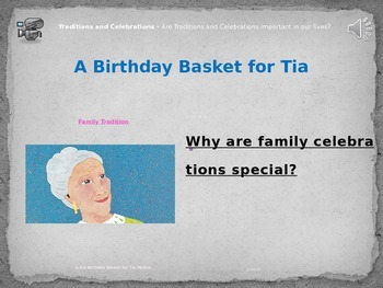 2.6.3 2nd Grade RStreet Birthday Basket for Tia Unit 6 Week 3 pp smartboard