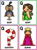 264 Alphabet Flash Cards: 15 alphabet activity suggestions