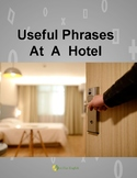 266  Useful  Hotel Phrases, Booklet