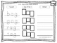 27 CVC Trace-Box Write-Wirte It Worksheets. Preschool-KDG