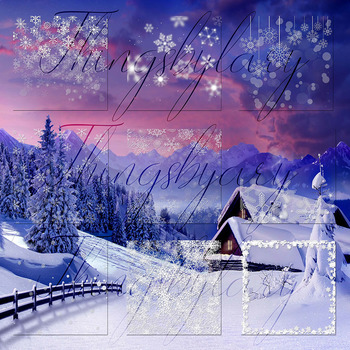 27 Falling Snowflakes Overlay Digital Images PNG Transparent