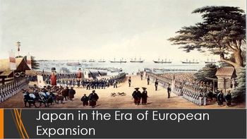 27. Japan in the Era of European Expansion