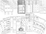 277 Advanced Kindergarten Worksheets Download. Preschool-K