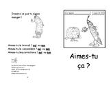 28-29) Aimes-tu ça? - livret de lecture ENFANT C1 1ère-2e