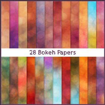 28 Bokeh Papers