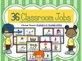 32 Classroom Jobs including Conscious discipline