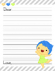28 Disney Inspired Inside Out Letter Writing Paper Sheets