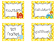 28 Farm themed Printable Basket Labels Classroom Organizer