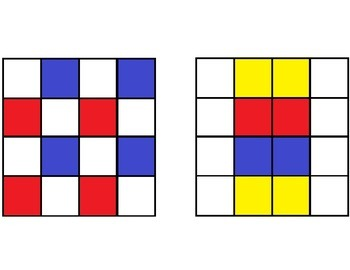 28 MORE Block Pattern Printables