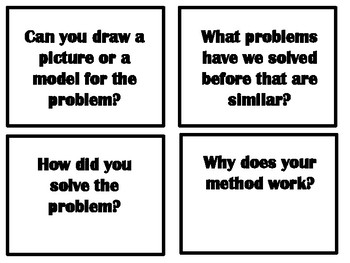 Math Discussion Starters