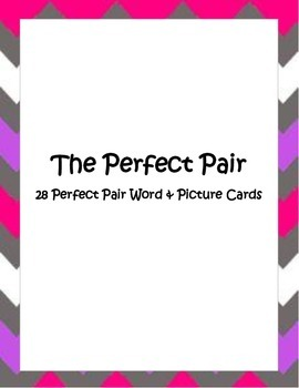 Word & Picture Cards--Perfect Pair