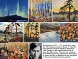 28 Printable Art Cards - Canadian Artists - Art History - CANADA ART