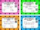 28 QR Code Pronoun Antecedent Task Cards, Game Board,& Notes