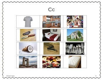 28 Spanish Syllable Sorts –Phonemic Awareness and Alphabet Activities