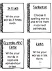 28 Spelling Task Cards {for any list of words}