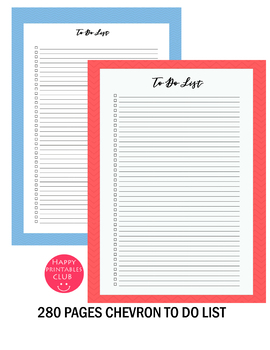 280 pages to do list template pdf for teachers to do list printables
