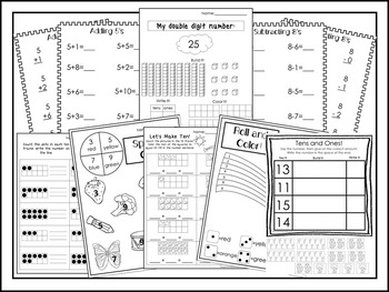 286 Addition And Subtraction Worksheets Download Preschool
