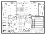 286 Addition and Subtraction Worksheets Download. Preschool-Kindergarten. Math