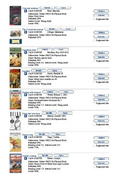 286 Young Adult Fiction Open Library eBooks