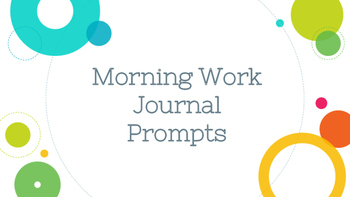 287 Journal Prompts to last you through the year!