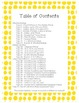 29 Syllable Juncture Word Study Lists & Assessment Sheet