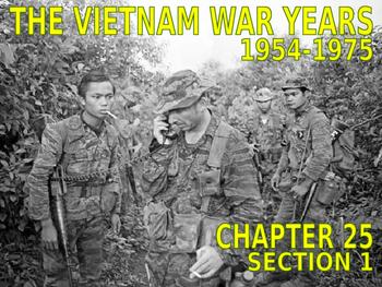 29 - The Vietnam War Era - PowerPoint Notes