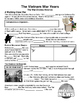 29 - The Vietnam War Era - Scaffold/Guided Notes (Blank an