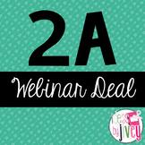 2A Webinar Deal