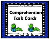 1st Grade (End of the Year) Comp. Task Cards aligned with