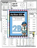 Action 100 2B Supplemental Bundle