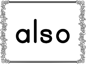 2B Tricky Words - American Reading Company (ARC) aligned