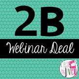 2B Webinar Deal