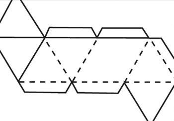 3D Geometrics (Art + Math Project)