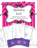Geometry G.A.P. [Group Activity Practice] SOL 3.8 3.11 3.12 3.13