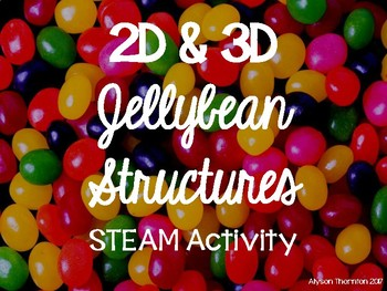2D & 3D Jellybean Structures