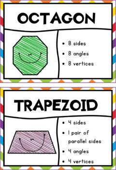 2D & 3D Shape Attribute Puzzles