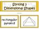 2D & 3D Shape Bundle