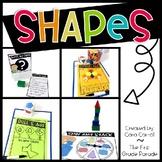 2D & 3D Shape FREEBIE