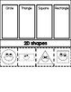 2D/3D Shape Flipbook