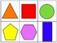 2D & 3D Shape Game